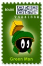 Picture of Martian Greenstamp