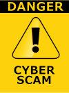 Cyber Scam Warning